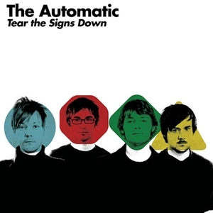 The Automatic, Paul Mullen, British Rock Band, Rob Hawkins