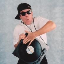 rapper, vinyl