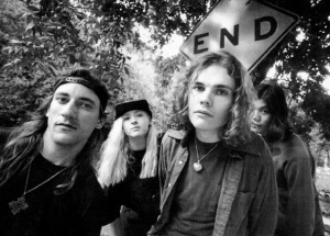 Smashing Pumpkins original line-up
