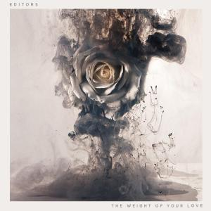 Editors The Weight Of Your Love album art